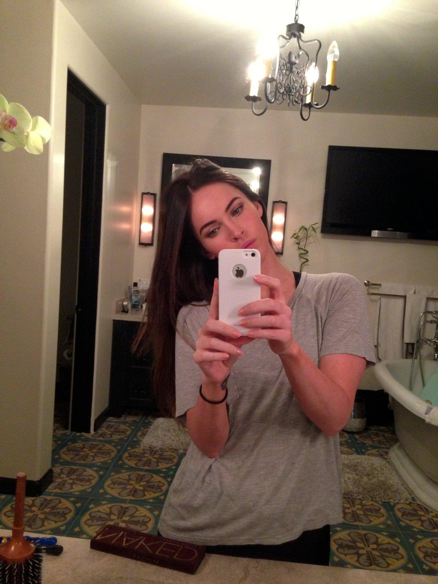 Megan Fox Underwear Leaks