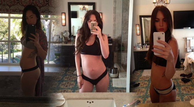 Megan Fox – Underwear Leaked Pictures