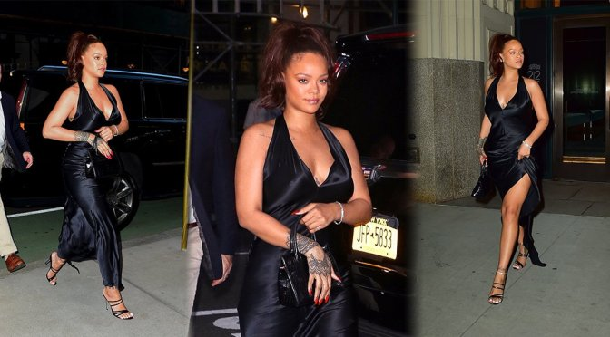 Rihanna – Sexy Candids in New York