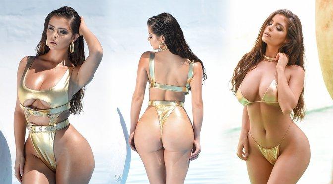Demi Rose Mawby Big Curvy Body