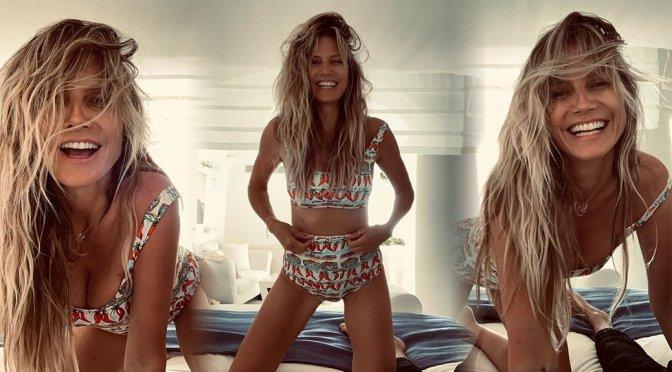 Heidi Klum – Sexy Bikini Photosohot