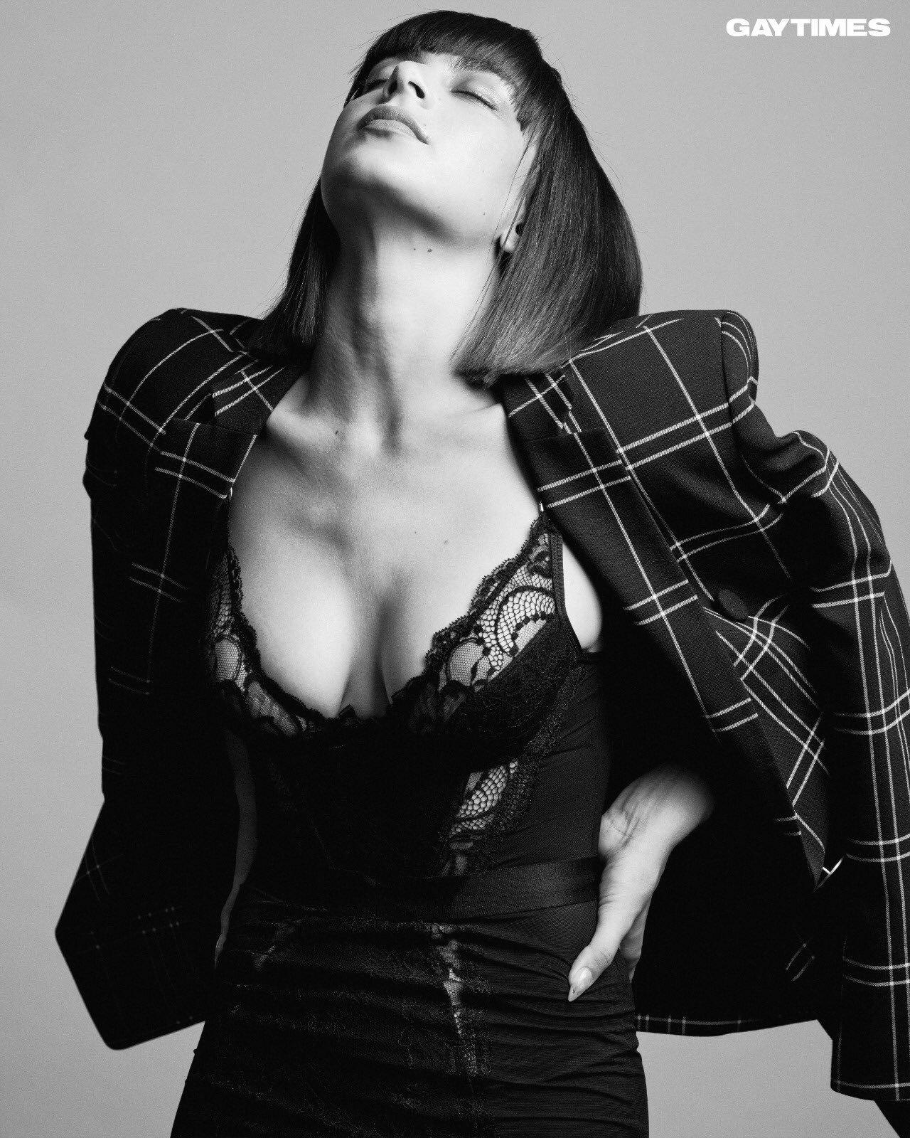 Charli Xcx Sexy Lingerie