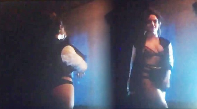 JoJo – Sexy Lingerie Video