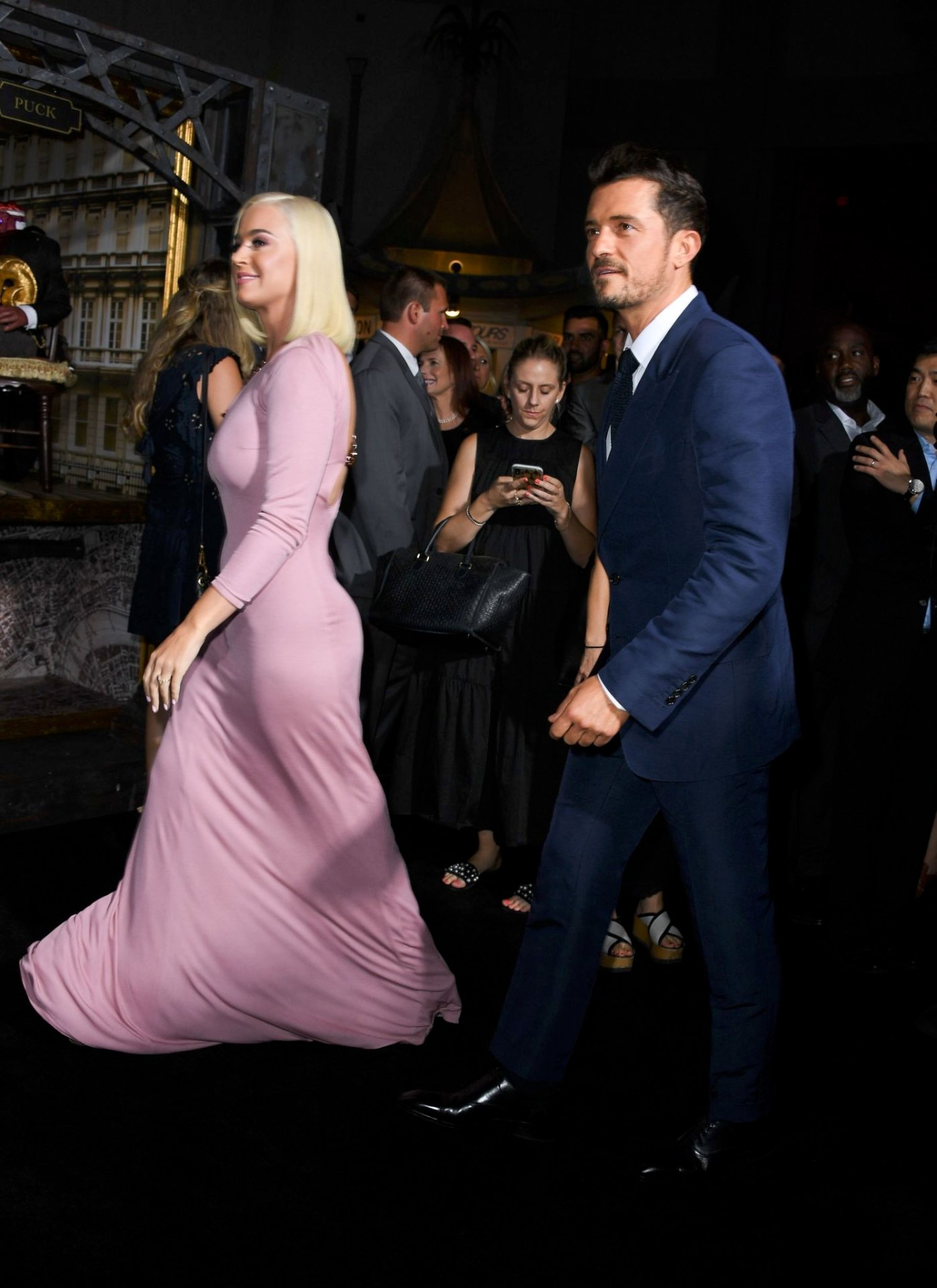 Katy Perry Sexy Tight Dress