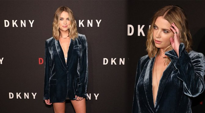 Ashley Benson – DKYN 30th anniversary Party in New York