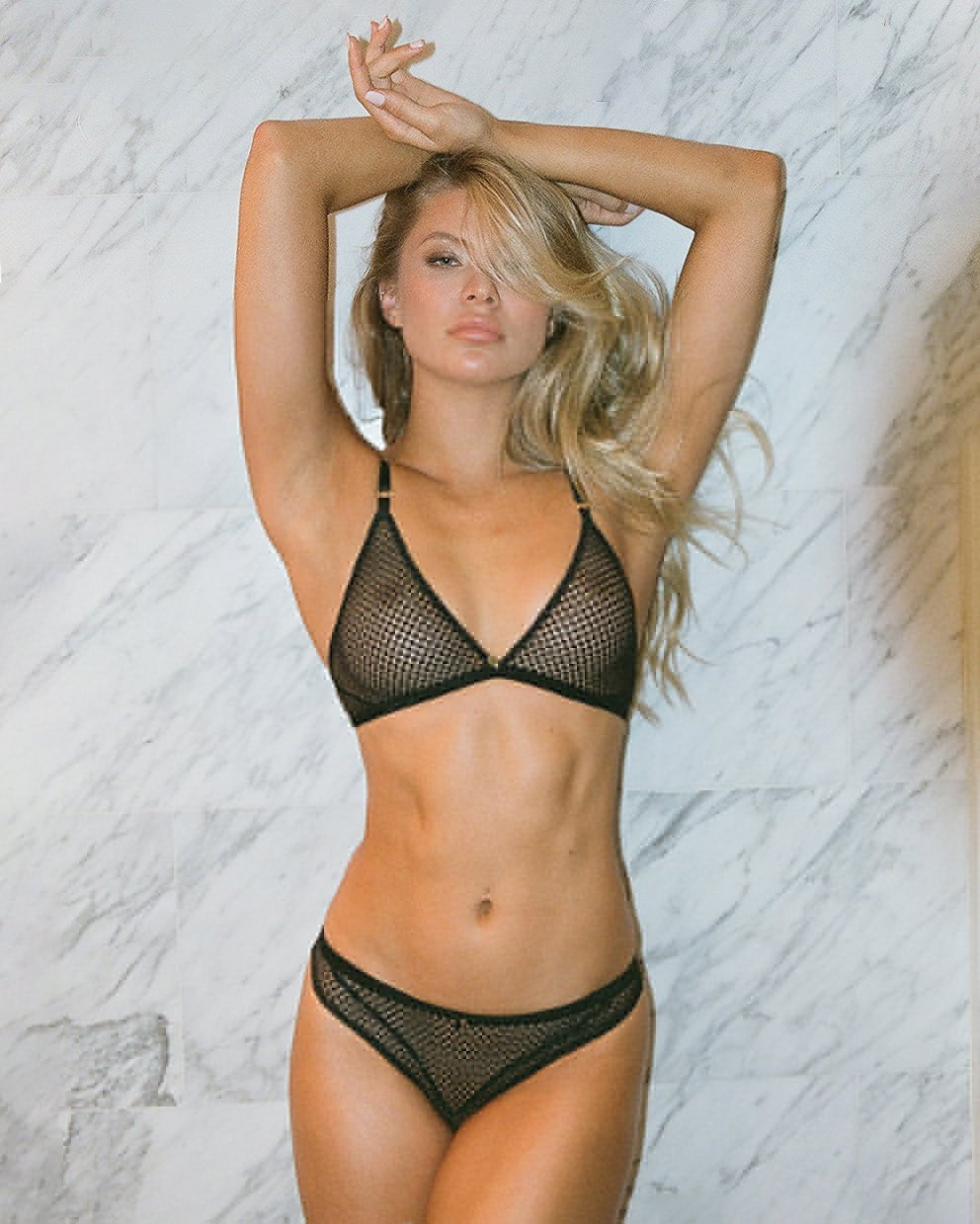 Josie Canseco Sexy Lingerie Photoshoot
