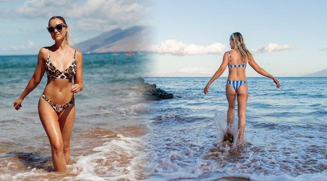 Katrina Bowden – Sexy Bikini Photoshoot at Four Seasons Maui