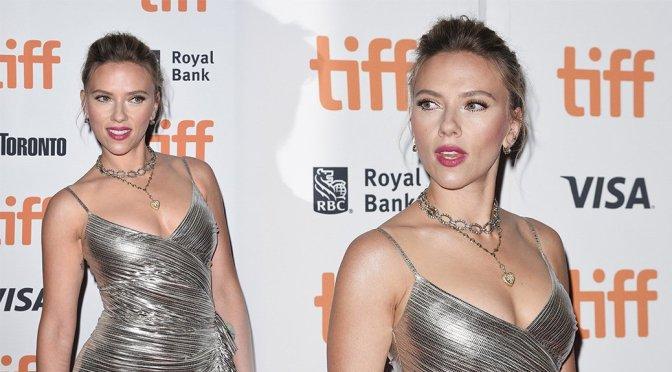 "Scarlett Johansson – ""JoJo Rabbit"" Premiere in Toronto"