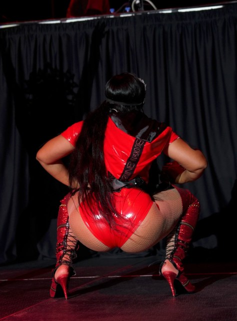 Ashatni Hot Red Outfit