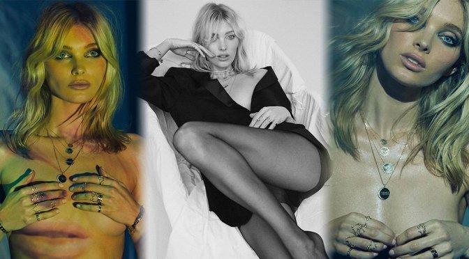 Elsa Hosk – Sexy Photoshoot by Logan Hollowell