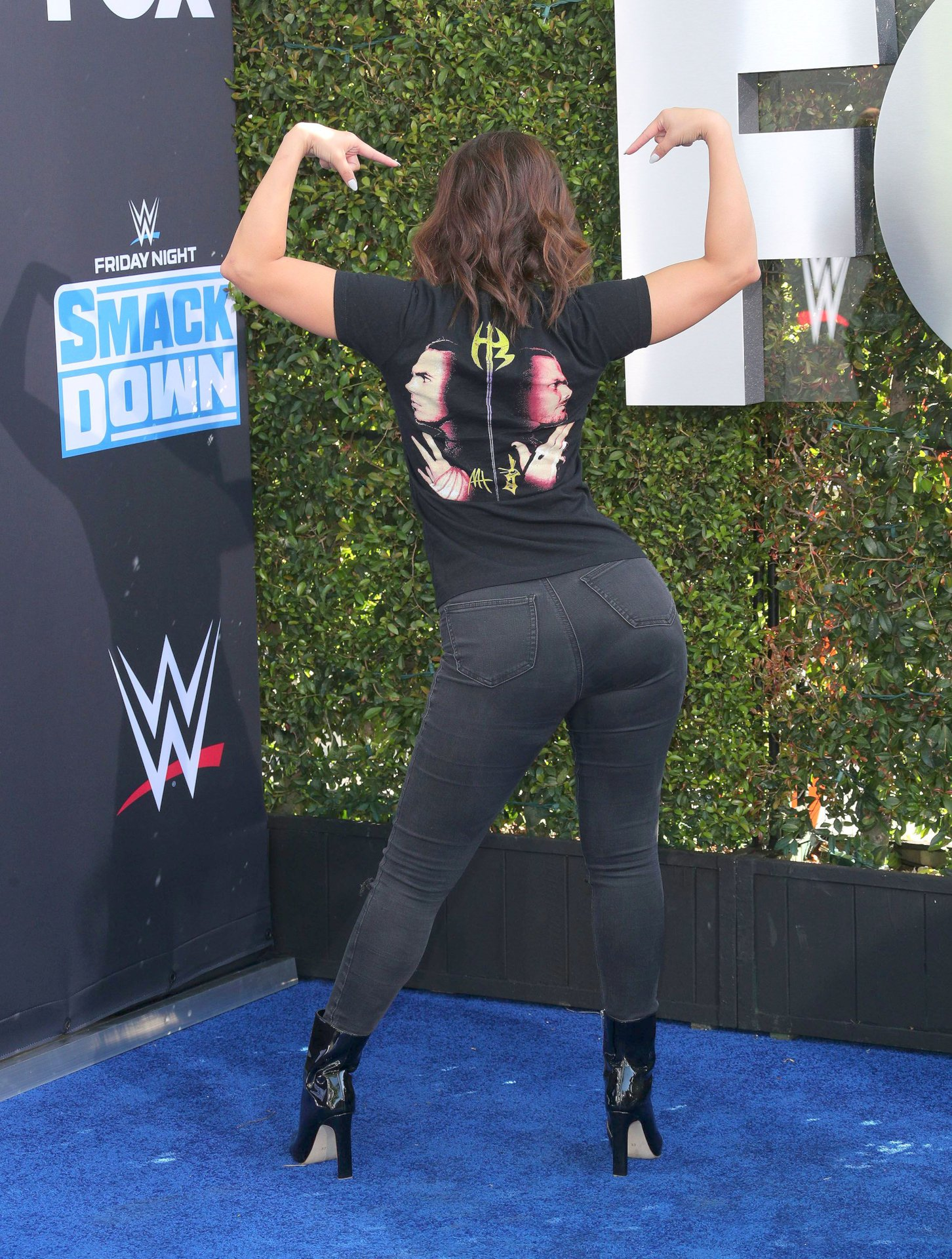 Francia Raisa Sexy Ass In Jeans