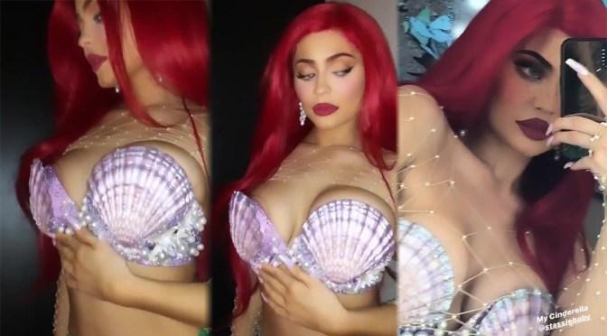 Kylie Jenner Big Boobs