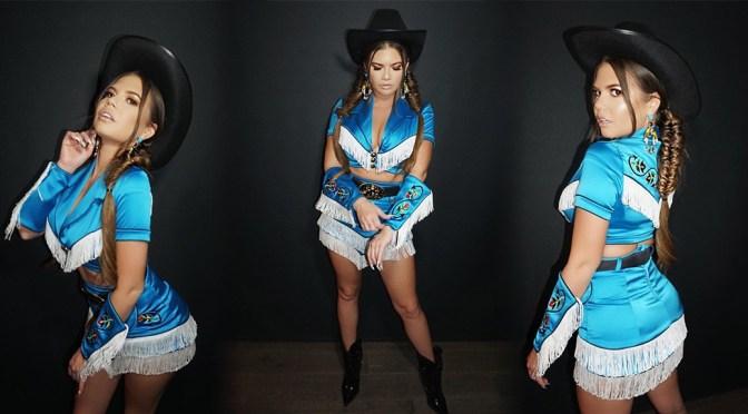 Chanel West Coast – Sexy Twerking Cowgirl Video