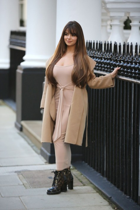 Demi Rose Mawby Busty
