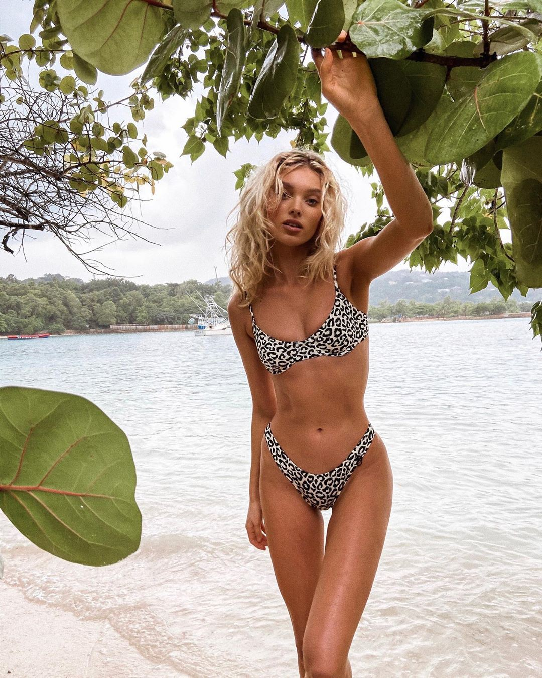Elsa Hosk Bikini