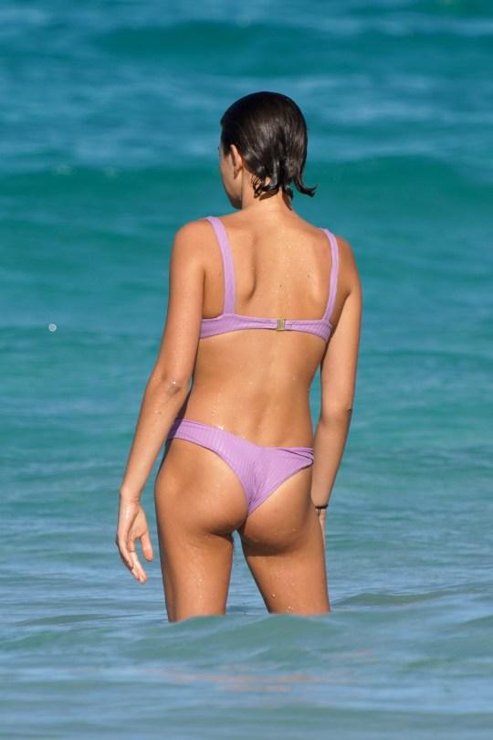 Georgia Fowler Sexy Bikini