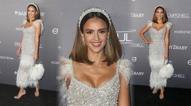 Jessica Alba – 2019 Baby2Baby Gala in Culver City