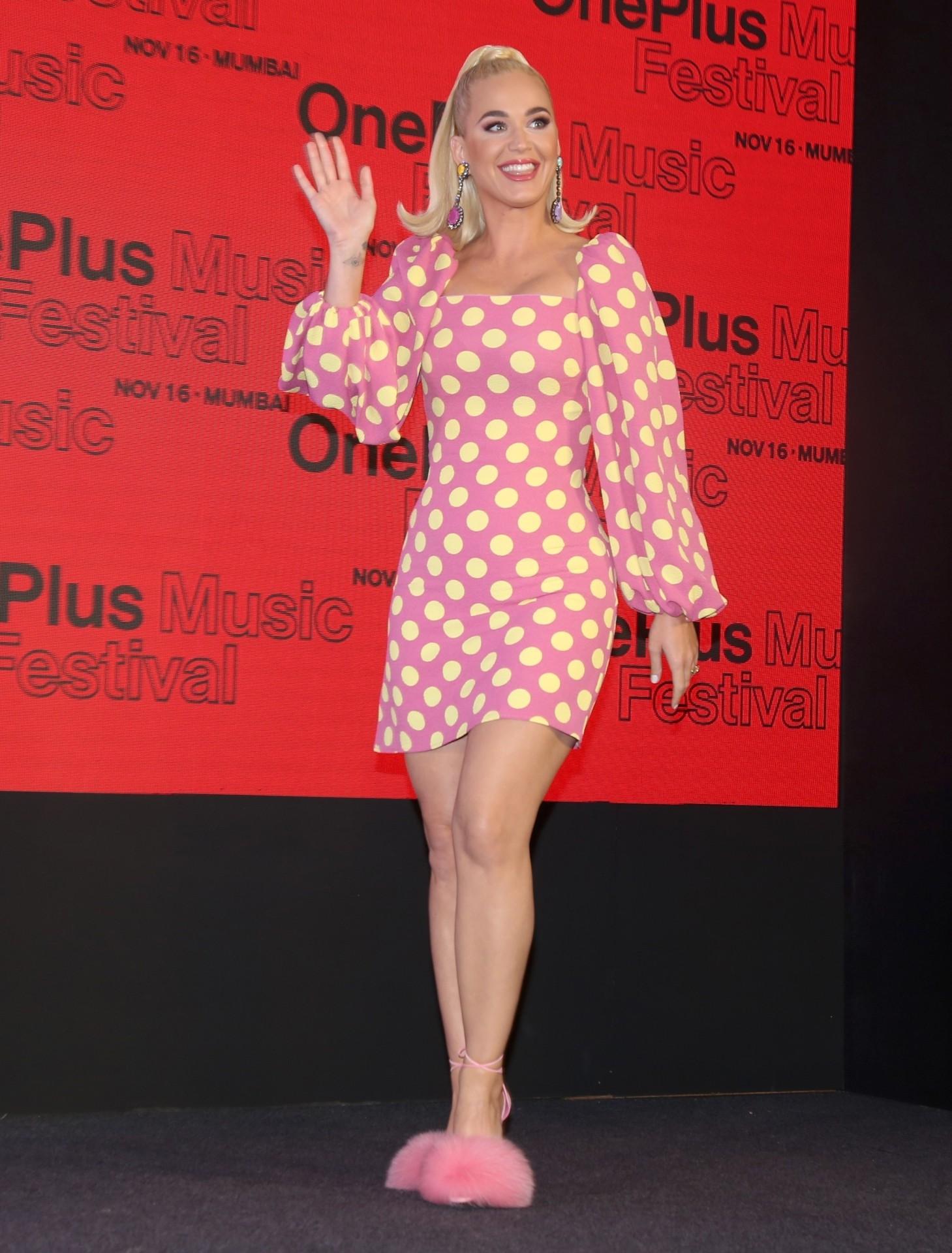 Katy Perry Sexy Upskirt