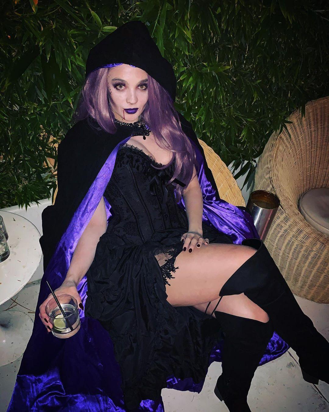 Stevie Lynn Jones Halloween Outfit