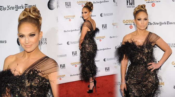 Jennifer Lopez – 29th Annual IFP Gotham Awards in New York City