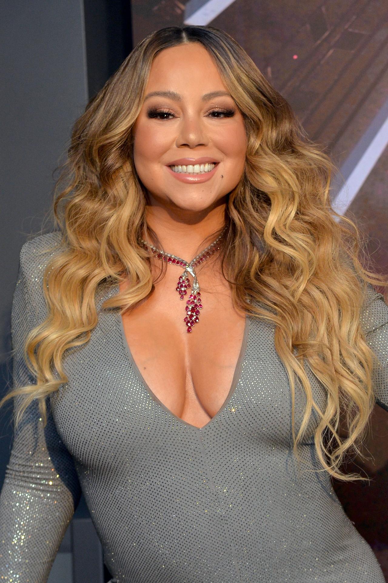 Mariah Carey Sexy Big Boobs