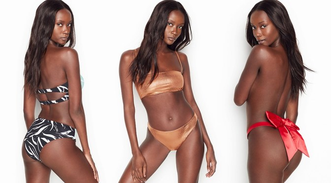 Riley Montana – Sexy Body in Victoria's Secret Swimwear Photoshoot (December 2019)