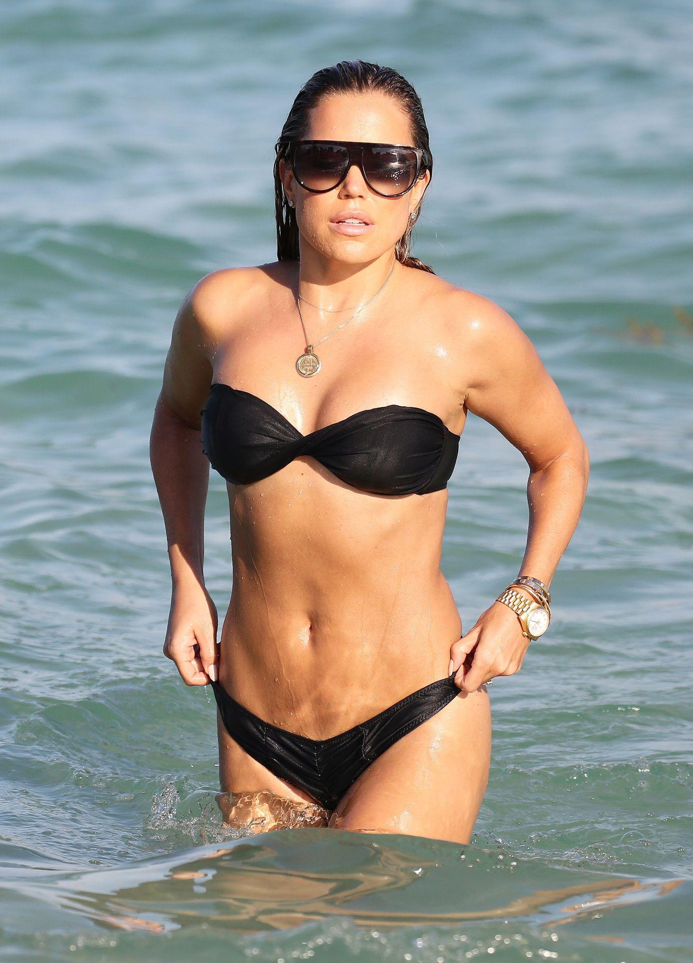 Sylvie Meis Perfect Bikini Body