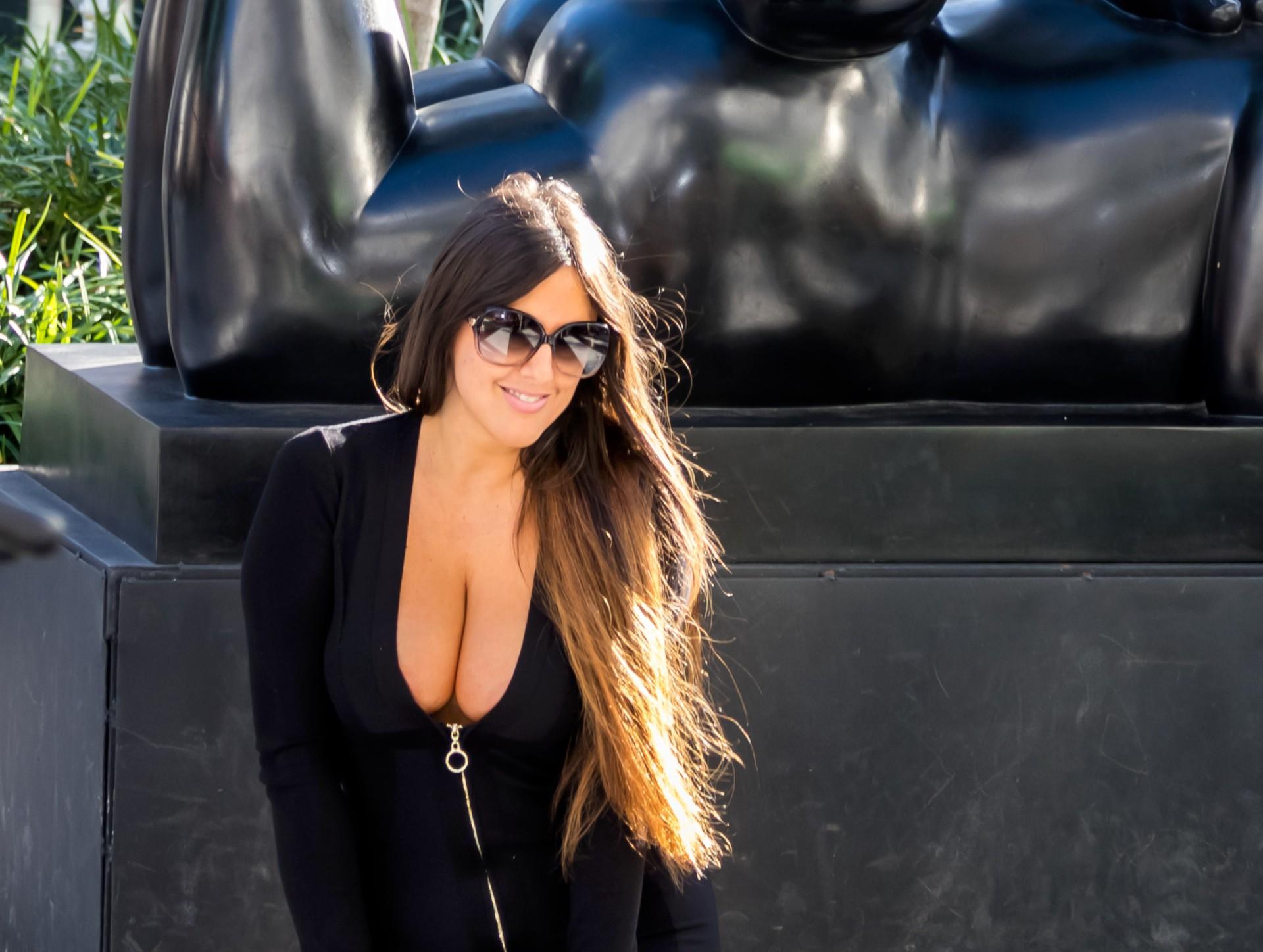 Claudia Romani Hot Little Dress