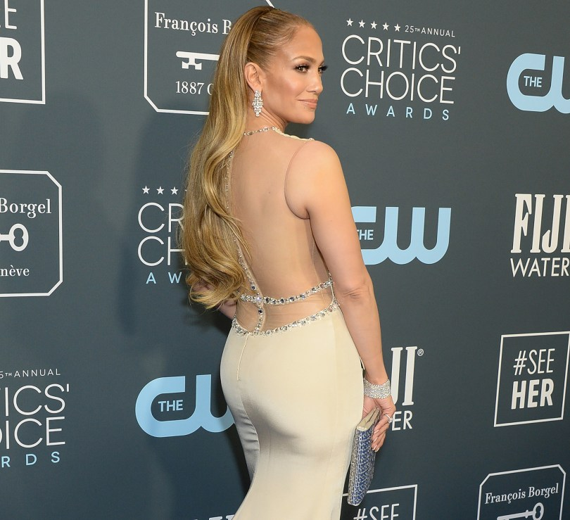 Jennifer Lopez Sexy Dress
