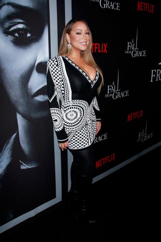 Mariah Carey Big Breasts