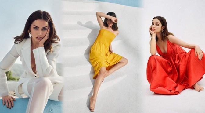 Ana De Armas – Porter Magazine Beautiful Braless Photoshoot by Olivia Malone (February 2020)