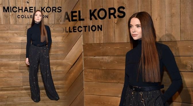 Ashley Benson – Michael Kors Show at New York Fashion Week