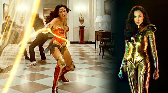 Gal Gadot – Wonder Woman 1984 Photoshoot for Entertainment Weekly Magazine (February 2020)