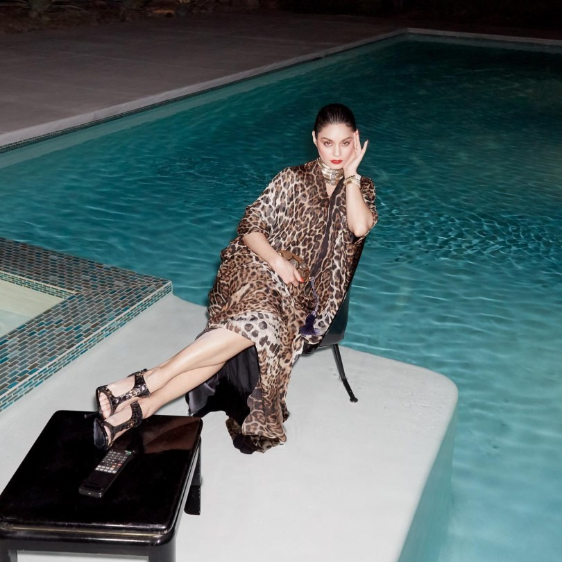 Vanessa Hudgens Sexy Photoshoot