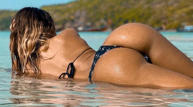 Victoria Xavier – Hot Big Ass in Sexy Bikini Photoshoot