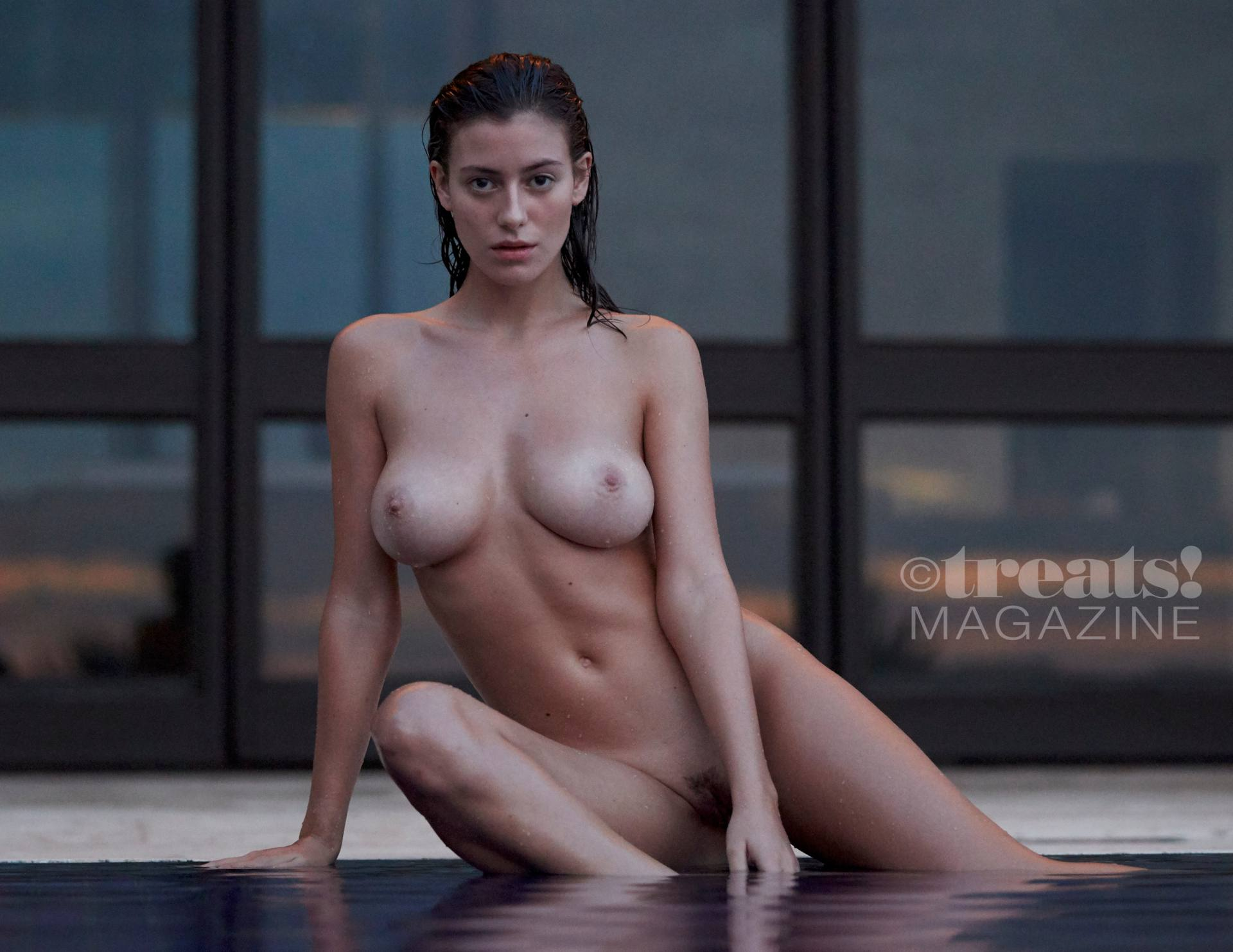 Alejandra Guilmant Sexy Full Frontal Nudity