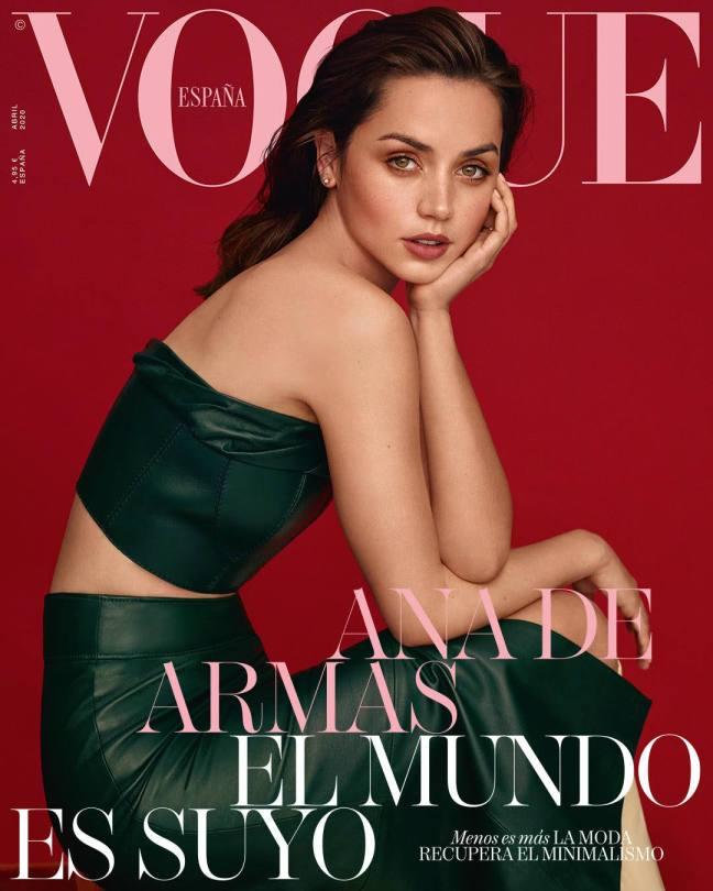 Ana De Armas Beautiful Photoshoot | Hot Celebs Home
