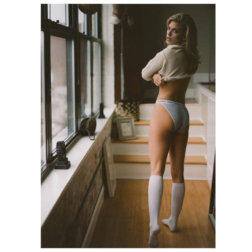Annalynne Mccord Sexy Lingerie