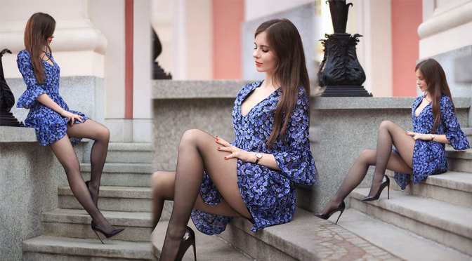 Ariadna Majewska – Beautiful Legs in Sexy Photoshoot