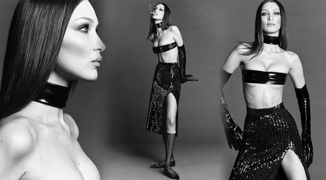 Bella Hadid – Sexy Photoshoot for Vogue Korea Magazine (April 2020)