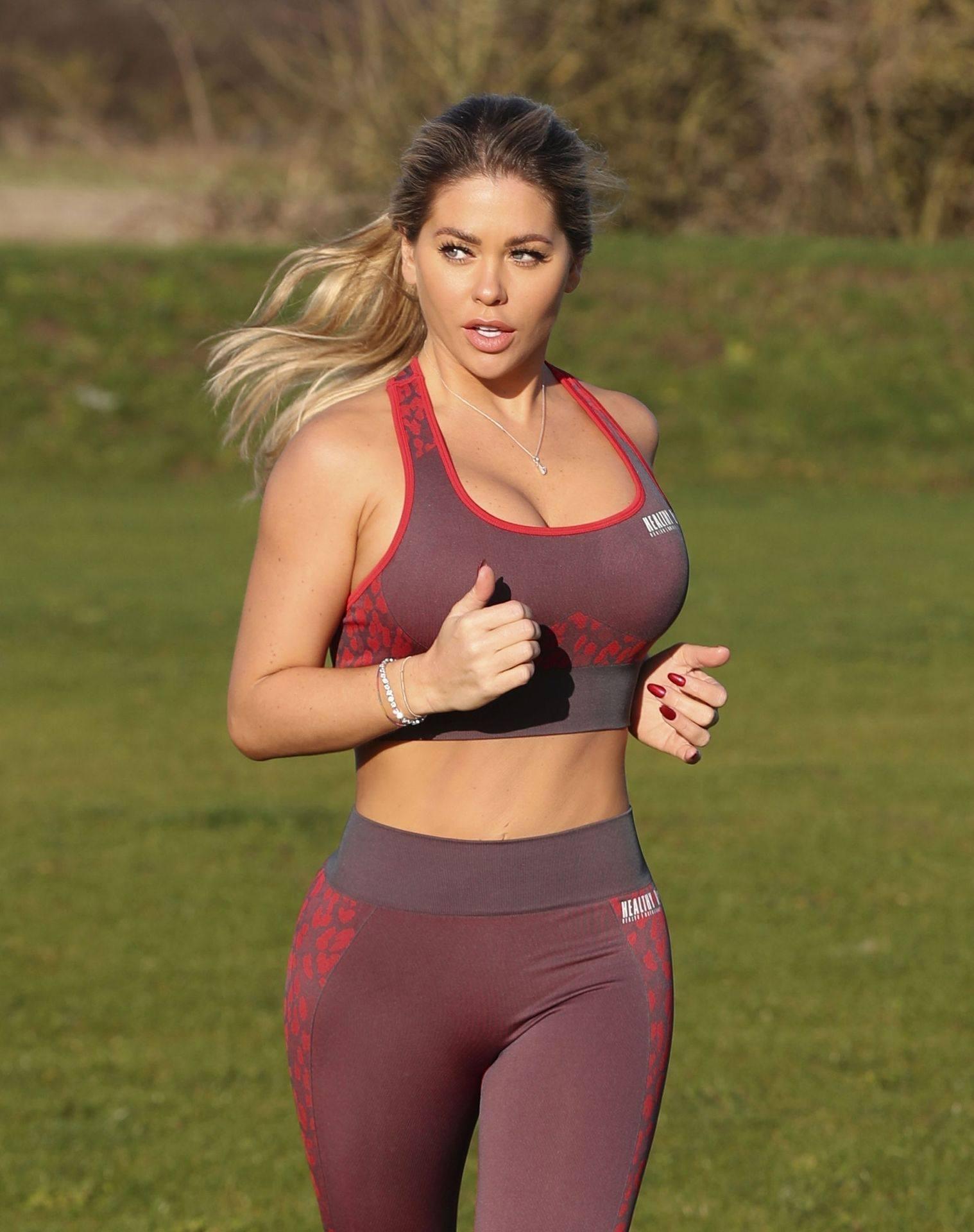 Bianca Gascoigne Sexy Body