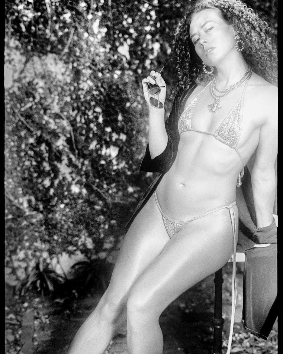 Dora Madison Burge Tiny Tiny Bikini