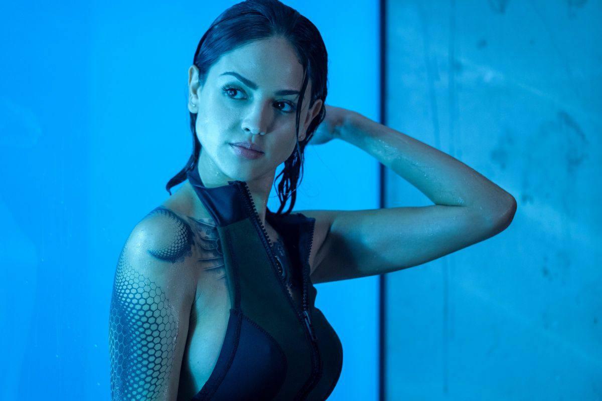 Eiza Gonzalez Bloodshot Promos