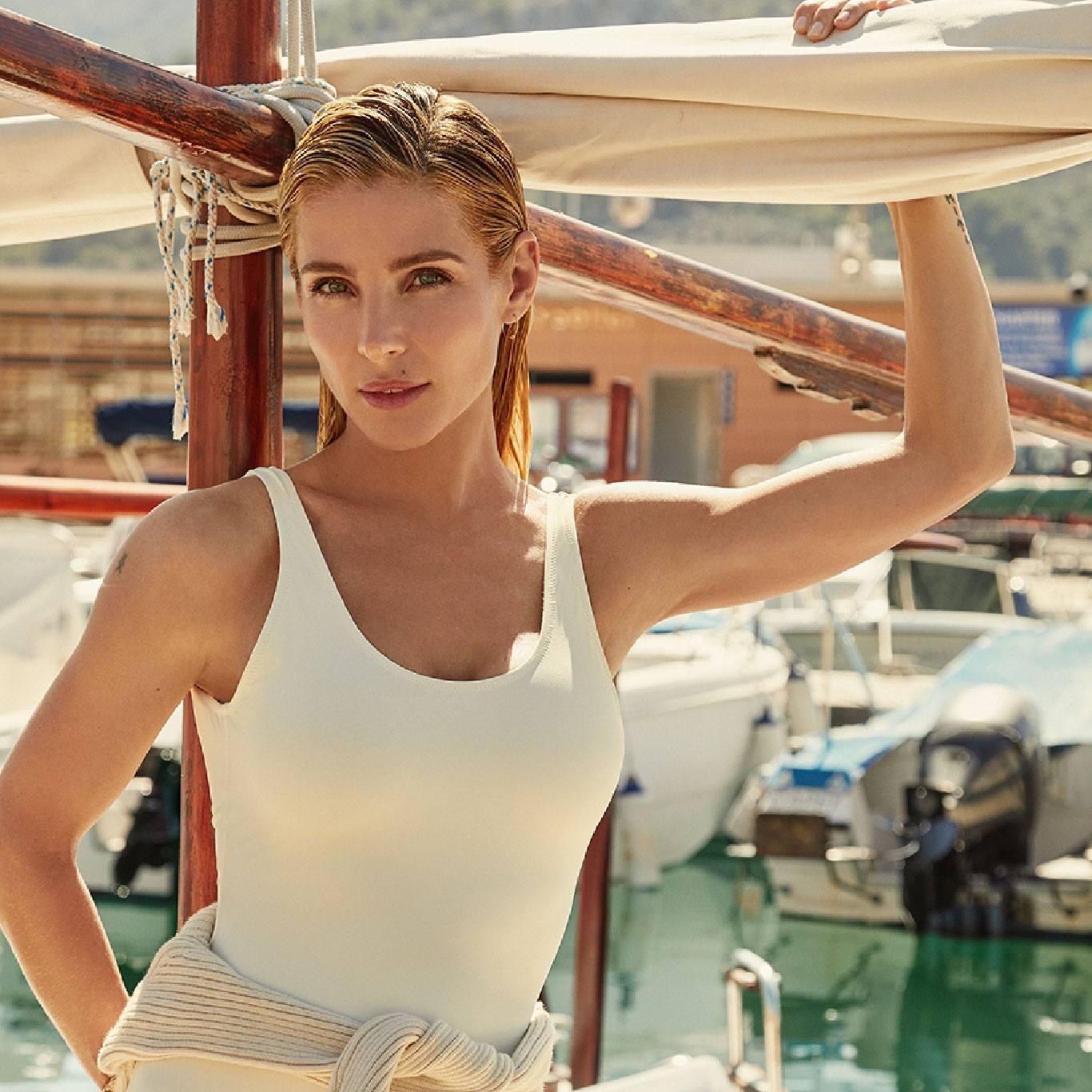 Elsa Pataky Beautiful Swimwear