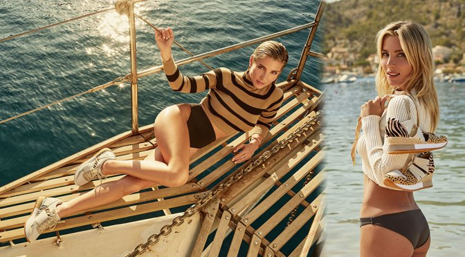 Elsa Pataky – Sexy Body for Gioseppo Woman Spring-Summer 2020 Campaign