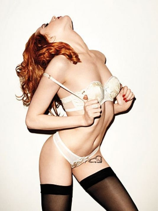 Evan Rachel Wood Hot Lingerie