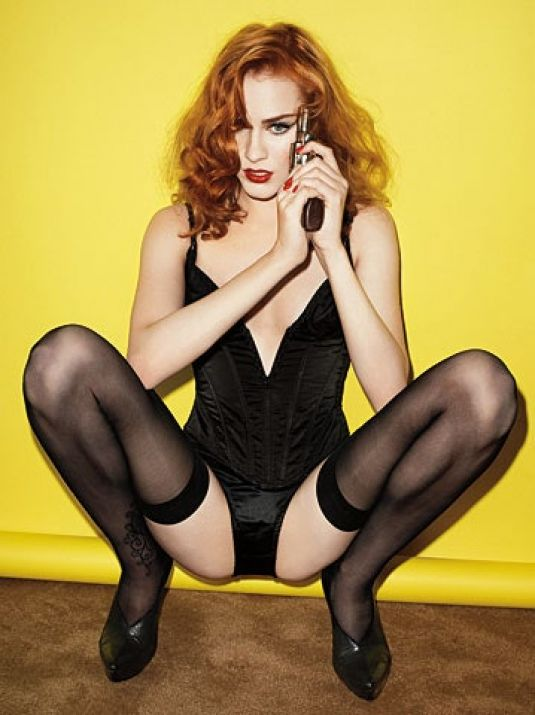 Evan Rachel Wood Hot Lingerie