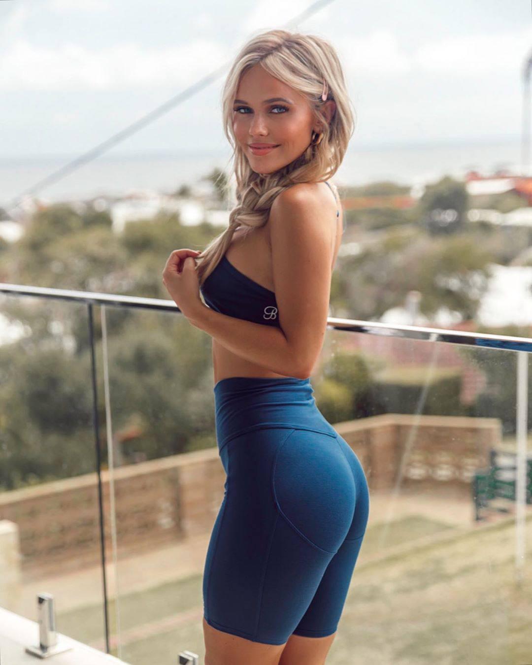 Hilde Osland Sexy Ass