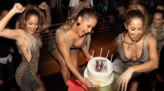 Jaina Lee Ortiz – Sexy Birthday Party Pictures