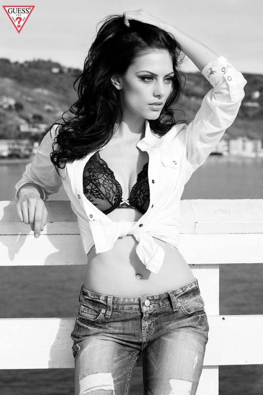 Julia Voth Sexy Lingerie